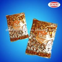 Chocolate Flavor Soft Toffee Candy