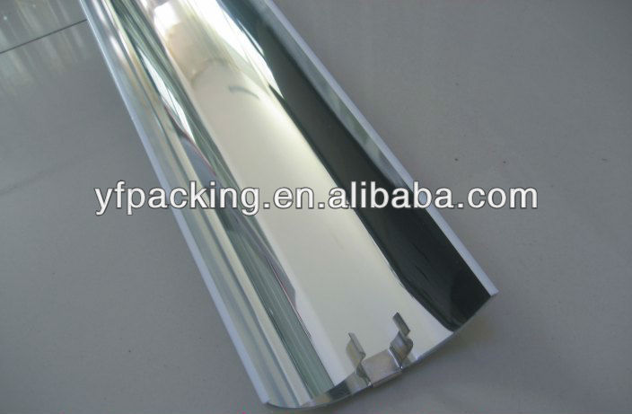 Metallized PET reflective film for lighting