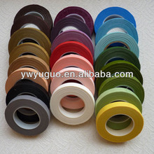 Floral crepe paper tape