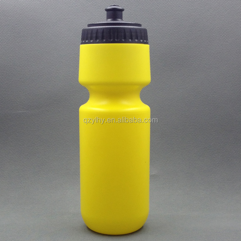 Plastic Food Grade 750ML Sports/Hiking/Climbing/Bicycle Outdoor Water Bottle Distributor from China/BPA Free