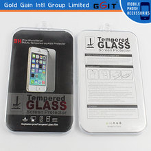 Mobile Phone Transparent Protector For Samsung i9500