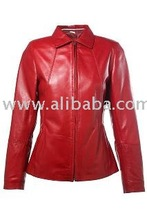 Silvia Leather Jacket