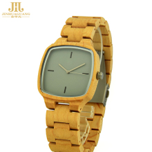 New Models Double Face Watch Wooden Smart Watch