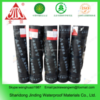 modified asphalt waterproof roofing material