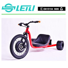 new electric charging tricycle/trike/ 3 wheel scooter/ tricycle scooter motorcycle 3 wheel bicycle,with 20'' front motor wheel