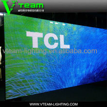 SHENZHEN led tv/led wall/advertisement/billboard /new technology/PH10 Indoor rental LED curtain Display
