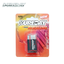 wholesale advanced technology 6LR61/1B 9v alkaline battery