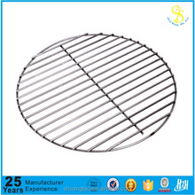 Round wire mesh BBQ stainless steel,BBQ mesh grill grates wire mesh plate