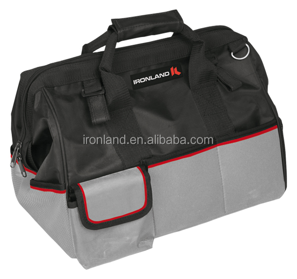 "GM-004 15"" 600D polyester small toolkit bag"