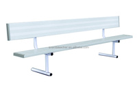 Ango Factory Price Aluminum Bleacher/ Small Bench