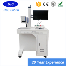 Cheap Price Desktop CE approved 10w 20w 30w 50w CO2 laser marking machine for non-metals