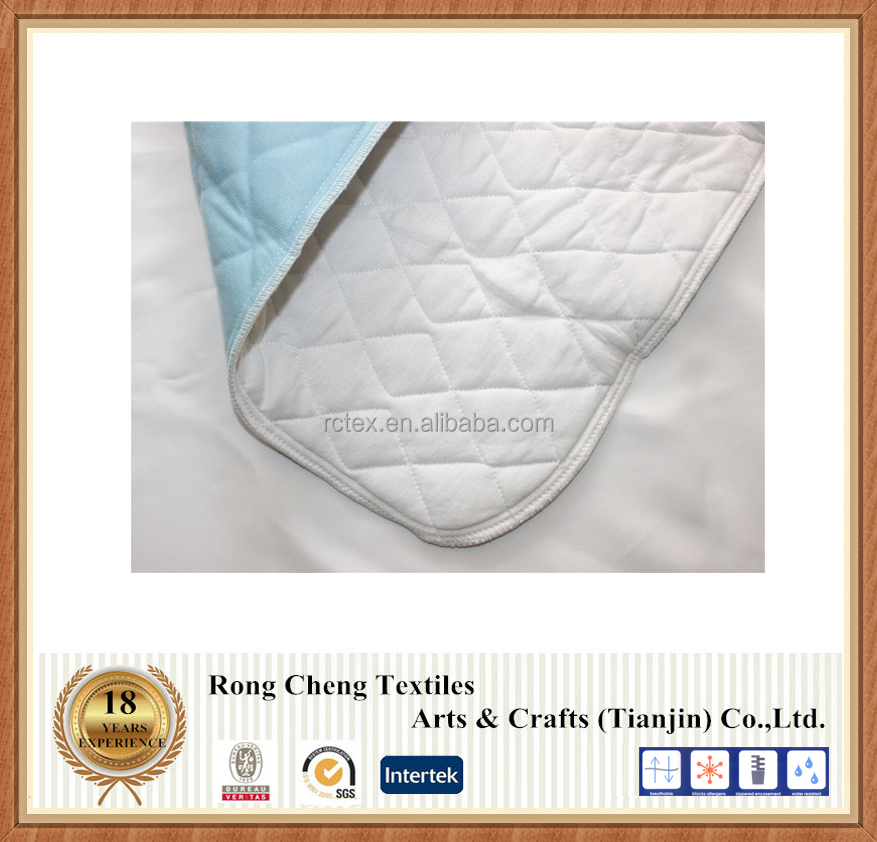 Reusable underpad with TPU laminated