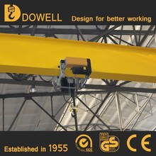 Bridge overhead 25t crane for workshop