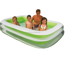 Phthalate-free PVC inflatable portable baby bathtub