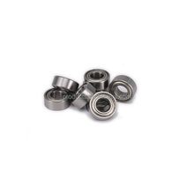 8pcs Rolling Bearing/Oil Bearing 10*5*4mm For 1/10 RC Hobby Model Car Buggy Truck Upgraded Hop-Up Parts
