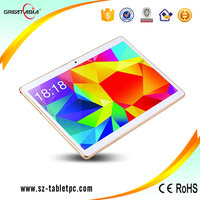 10 inch 3G Tablet PC Quad Core Android Tablet with GPS 3G dual sim card slots GSM RAM2GB ROM16GB
