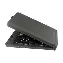 Wireless Folding Slim Mini Silicone Bluetooth Keyboard Foldable Bluetooth Keyboard For iOS/Android
