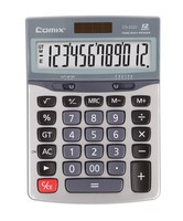 Promotional gifts personalized solar quality electronic dual power 12 digits Desktop calculator