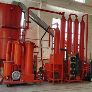 Fluidized bed gasifier for Rice husk/dust