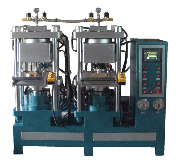 Hot sale & high quality hydraulic press for rubber vulcanization
