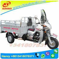 delivery motorcycles/1.25m*1.8m 200cc motorcycle three wheels/3 wheel electric scooter