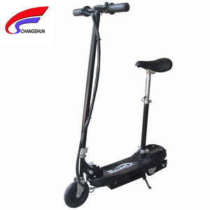 Hot-sale high quality scooter easy folding 120w electric scooter