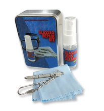 Eyeglass Cleaning Kit 3 in 1 Cleaner