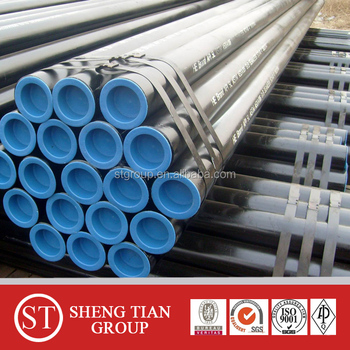 Shengtian seamless steel pipe/ ASTM A179