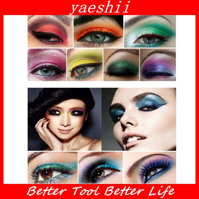 YAESHII Professional 88 Colour assortment accessories Eyeshadow Palette