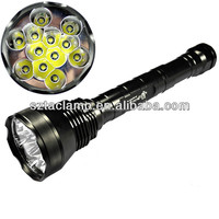 TrustFire 12XT6 12 x Cree XM-L T6 5-Mode 13000 Lumens LED Flashlight (3 x 26650 / 3 x 18650)