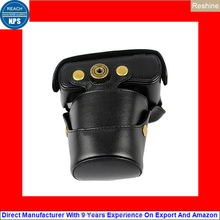 CM0015AZ New Product Make Leather Camera Case Half