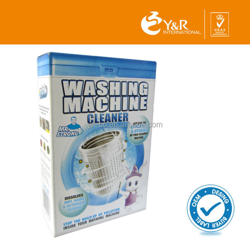 High Grade washing machine descaling powder
