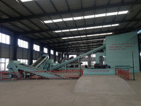 municipal solid waste comprehensive processing plant, environmental equipment