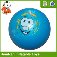 flexible inflatable PVC decal ball toys