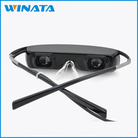 Best quality best price in China portable disposable 3d glasses/98 inch 3d portable video glasses