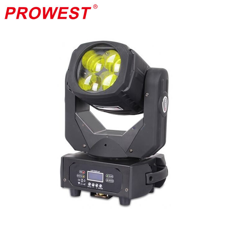 Hot selling Led Stage Light Super <strong>Beam</strong> 4x25 <strong>w</strong> RGBW Moving Head Lights