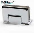 NON-RUST bathroom glass room stainless steel square glass clamp 1/2""