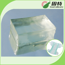 Construction Hot Melt Adhesive Glue for Baby Diaper