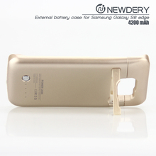 free sample power case s6 edge battery case s6 edge charger mobile phone from shenzhen oem mobile power bank