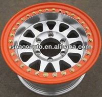 4x4 accessories classic car alloy wheels with best quality