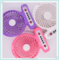 2016 Winhoo mini handheld water spray fan Factory Price