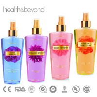 Wholesale Long Lasting Fragrance Body Splash