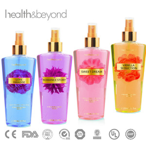 Wholesale long-lasting fragrance body splash victoria ladies sexy body spray secret flavored body mist long time spray for men