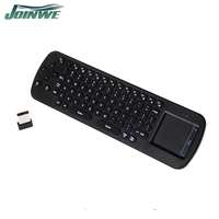 2.4g Wireless Fly Mouse Keyboard Rc12 Air Mouse For Game Controllers Play Somatic Game As The Mini Keyboard And The Tv Remote