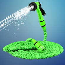 Large diameter expandable water hose