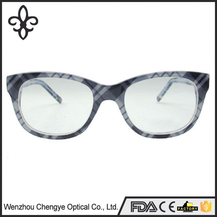 New Arrival super quality elegant optical glasses with different colors