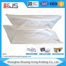 Bed sheeting rags (USED) industrial cleaning machines hosiery fabric