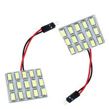 15SMD 5730 T10 Auto Light PCB, Auto LED Room/Roof Lamp/Car Dome Light/License Plate Lamp