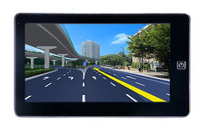 7 inch HD Screen CPU 800MHZ FM 128MB 4GB 2016 Maps Muli-languages Car GPS Navigation