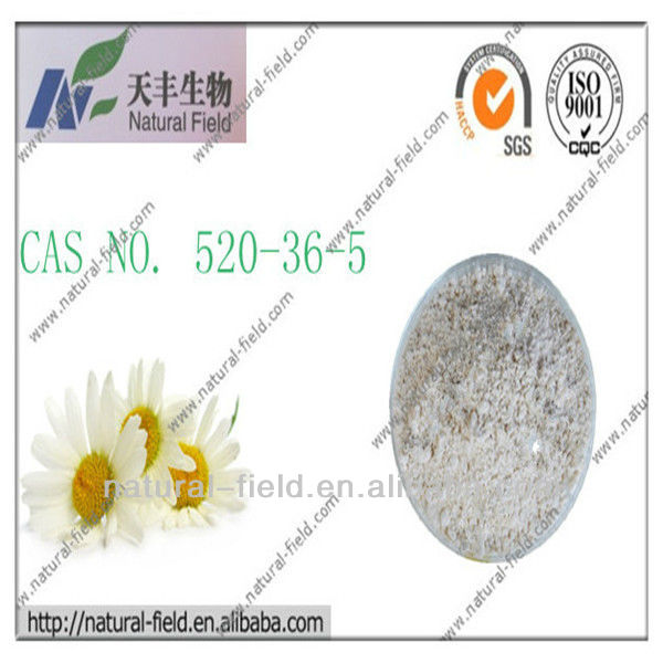 Apigenin powder/Chamomile extract/Anthemis nobilis manufacturers